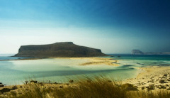 Bay of Balos - by Wolfgang Staudt