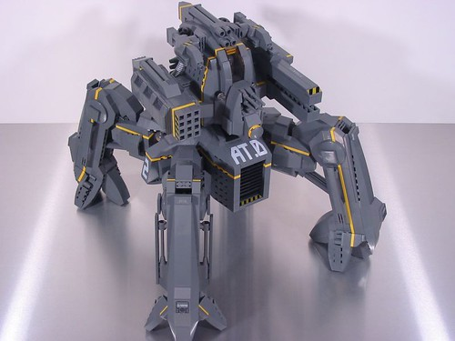 ASCENSION Class Mech 1