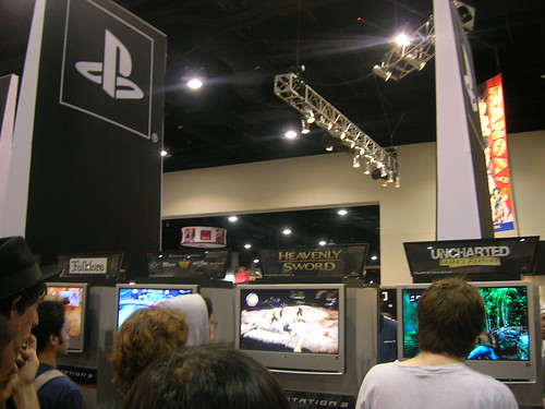 Comic Con 2007