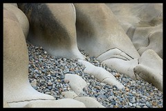 Cast (tanera) Tags: beach pebbles erosion boulders anywhere wwwtaneracouk httptaneracouk