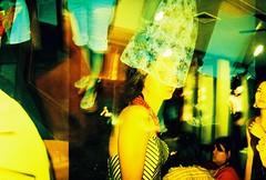 yellow on yellow (dezphaire) Tags: film lomo lca xpro lomography crossprocessed colorsplashflash doublex sensia100 doubleexpsosure