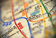 you are where? (Idle Type) Tags: nyc manhattan newyork subway map macro dof nikon d200 sigma 70mm 2007 wallpaper wallpapers abstract red blue orange yellow green 123 ace washingtonsquare christopherstreet