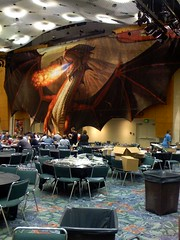 GenCon D&D Room Dragon