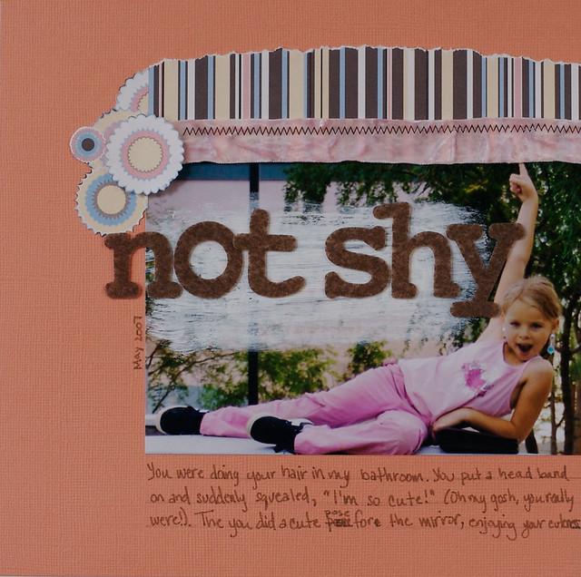 Not-Shy