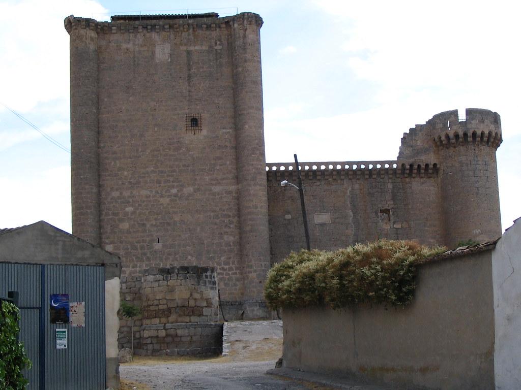 castillo garcifranco de toledo