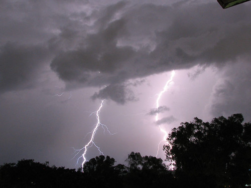 La tormenta de esta noche / Tonight´s storm por rvsv - Rodolfo