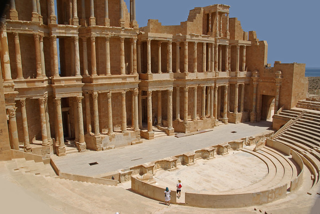 Theatre of Sabratha