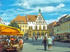 Amberg Oberpfalz (gatowlion) Tags: photoshop germany bayern bavaria fake amberg hdr oberpfalz lucis bildbearbeitung tonemapping fakelucis