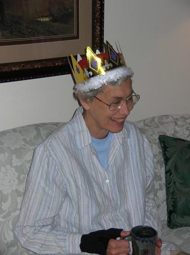 Queen Pat