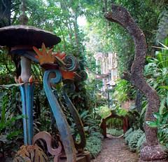 LAS POZAS (ektarama) Tags: las color film garden mexico james kodak jardin surreal edward epson pozas sanluispotosi 4990 xilitla ektarama vc400