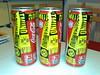 Dreier von Borussia Dortmund und Coca-Cola