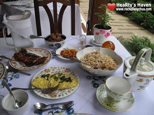 Sonyas Garden Breakfast