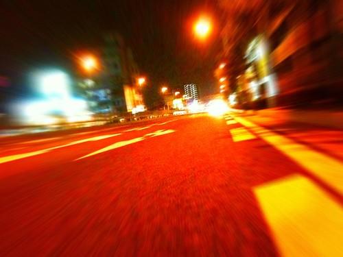 Road of night