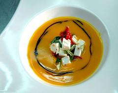 Crema de calabaza con verduras asadas - Knorr ...