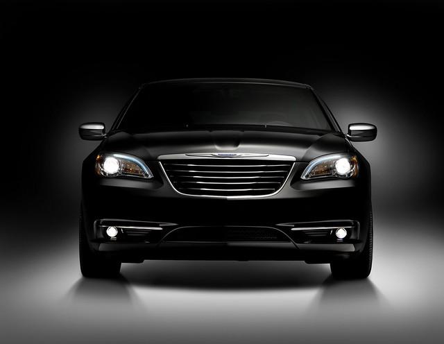 auto show new car sedan los angeles automotive 200 chrysler 2011 laas pentastar pentastarv6 2011chrysler200 2010losangelesautoshow
