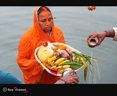 Chatth (Ray Frames) Tags: india indian hinduism indianfestival chhath