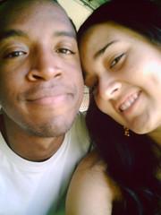 Eu e Ela. (.radiocool) Tags: love amor eu namorada ela diadosnamorados