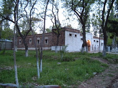 Demolised Sherwan Fort in Northern hills of Abbottabad,originally built by Sikhs then Major James Abbott built inside of it in a Victorian style , earthquake produced no cracks, this national heritage got auctioned for 4 lacs rupees,on May 24,2007 (Environmentalist) Tags: pakistan sikhs sikh nwfp hazara sherwan abbottabad ranjitsingh policefortress jamesabbott tanoli harisinghnalwa marchtonorthwest erasinghistory majorabbott
