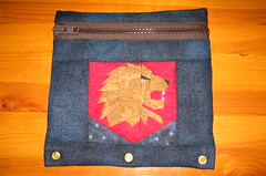 Gryffindor pencil bag