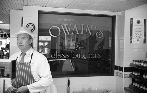 Owain's Butchers, Aberaeron