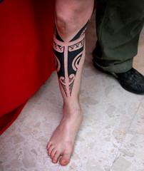Tattoo Arts fest 170 (sadhu) Tags: paris color art tattoo flesh ink pain skin photos body tattoos convention fest bodyart sadhu 2007 tatuaje tatouage wwwflickrcomphotossadhu