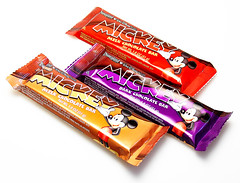 Mickey Chocolate Bars