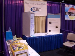 NMRT Booth