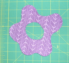 Flower Appliqué Ready to Use