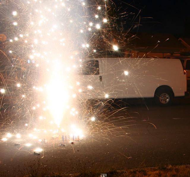 Violent Sparkles