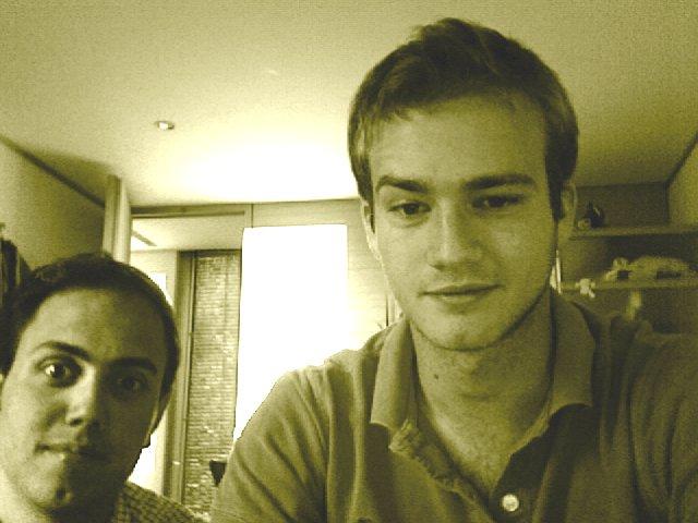dustin et moi