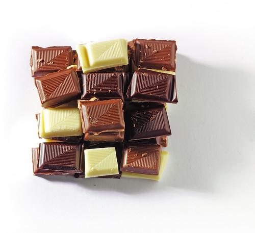 Le chocolat, c\'est bon pour le cerveau !