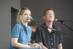 Julie Delpy at the San Francisco Apple