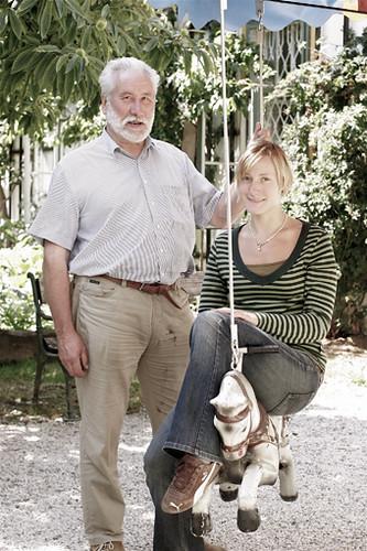 Erich und Friedrun Hanreich