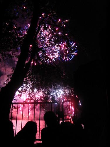 venezuelan fireworks