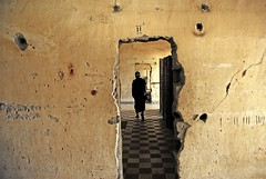 S-21, Tuol Sleng Prison Facility of the Khmer Rouge - by lecercle