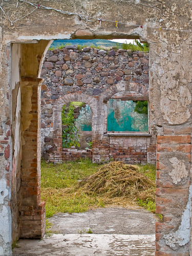 Doorway to the Ruin