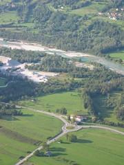 Pršetišče (vidulisico) Tags: let padalo 20070826 kobala