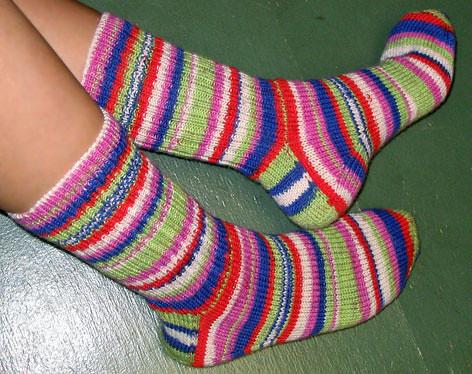 Magic Stripes Socks