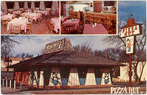 What Our Favorite Fast Food Joints Looked Like Back In The