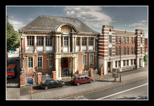 Moseley Schools of Art, Moseley Road. Image Courtesy of Brett Wilde