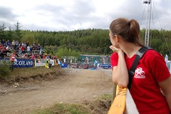 UCIFtBillDH42 (wunnspeed) Tags: scotland europe mountainbike downhill worldcup fortwilliam uci