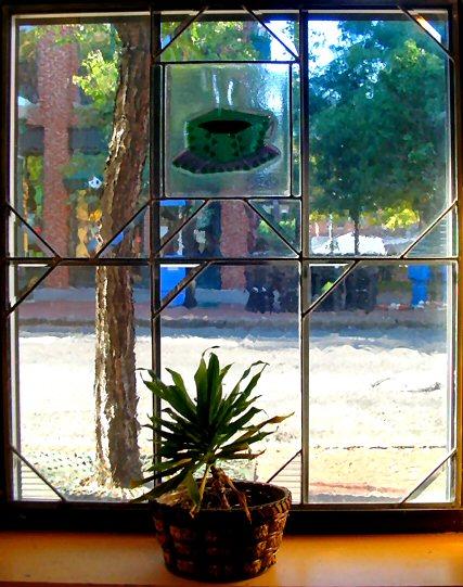 Freedom of Espresso window