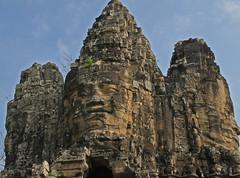 Another Angkor Wat Face