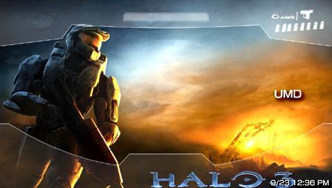 Request] Halo 3 Theme PTF