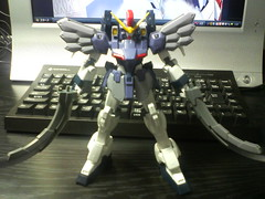HG 1/100 Gundam Sandrock Custom