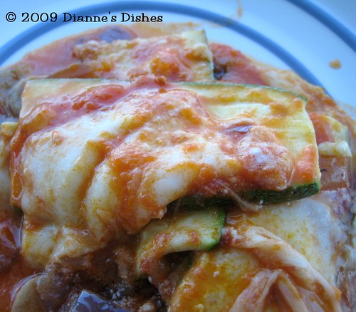 "Vegetable ""Lasagna"""