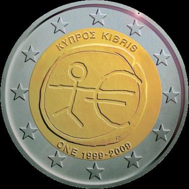 2 Euro Cyprus 2009, HMÚ