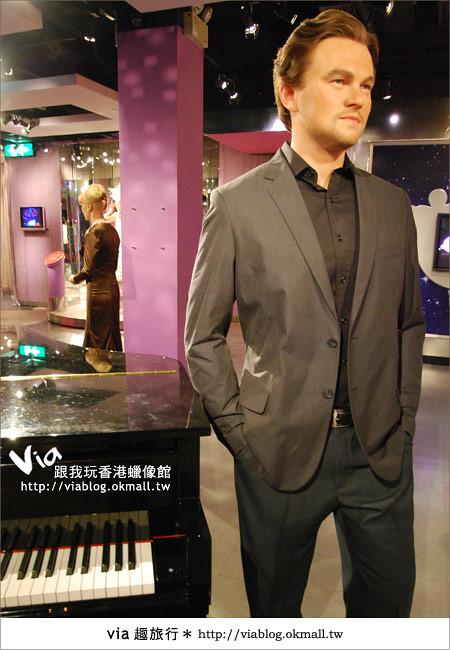 【香港自由行】香港太平山之旅~來杜莎夫人蠟像館探索吧!5