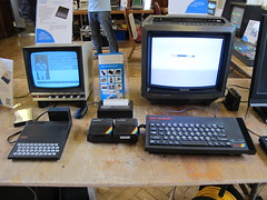ZX81 and Spectrum 128k
