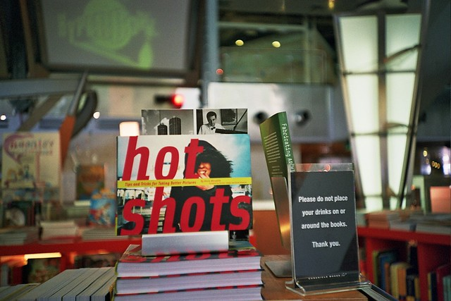 Hot Shots - Chronicle Books, San Francisco
